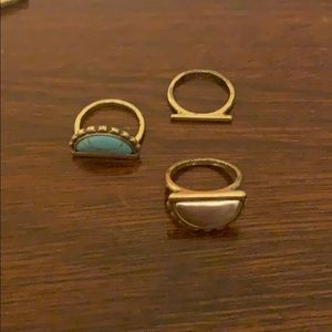 Lucky Brand Jewelry - Lucky Brand Stackable Rings for Sale